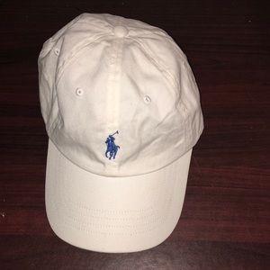 White Polo Hat